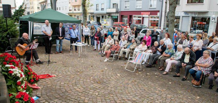 """Lechleiter-Gedenken: """"Widerstand und die Bedeutung für heute"""""""