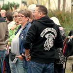 """Kandel: Antifaschistischer Widerstand in Oberhand -""""Frauenbündnis"""" demonstriert auf verlorenem Posten (mit Bildergalerie)"""