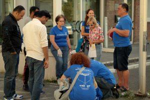 """""""Wir schaffen was"""" – Freiwilligentag in der Metropolregion Rhein-Neckar (mit Bildergalerien)"""