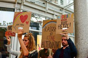 #wirsindmehr: Heidelberg zeigt Solidarität mit Chemnitz