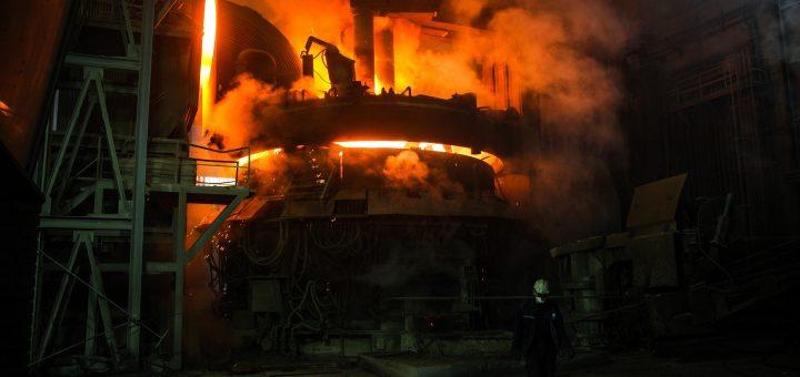 Erstmals Tarifbindung für Stahlunternehmen -Outokumpu in Hockenheim