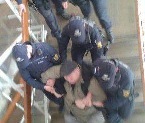 Prozess gegen den Lehrer Michael Csaszkóczy: Richterin ist Schwiegertochter des AfD-Bundestagsabgeordneten Albrecht Glaser