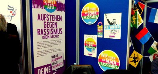 """Neujahrsempfang im Rosengarten: Absage für """"Aufstehen gegen Rassismus"""""""