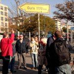 Antifaschistischer Stadtrundgang: Auf den Spuren von Tätern und Opfern des Nationalsozialismus (mit Exkurs und Bildergalerie)