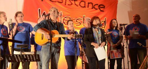 15 Jahre Alstomchor - Jubiläumskonzert im Gewerkschaftshaus mit Gänsehautfeeling