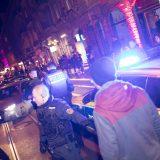 Lichtmeile: Polizeiübergriffe nach friedlicher Demo gegen Kameraüberwachung