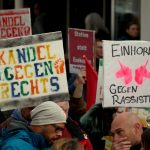 Kandel: Rechtes Frauenbündnis kneift kurzerhand – Hunderte gehen für Demokratie, Vielfalt und Antifaschismus auf die Straße (mit Fotogalerie)