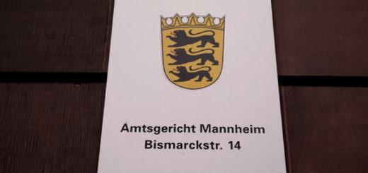 Mannheimer Vater-Sohn-Duo wegen gewerbsmäßigem Betrug zu Haftstrafen verurteilt – Kfz-Zulassungsbehörde Rhein-Neckar involviert