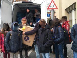 """""""MANNHEIM HILFT"""" - Erfolgreiche Spendensammlung für Geflüchtete in Griechenland"""