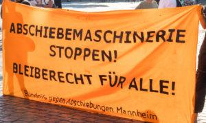 Kundgebung: Protest gegen die tödliche Abschottung der EU-Staaten -  Das Sterben im Mittelmeer Stoppen! @ Mannheim | Baden-Württemberg | Deutschland