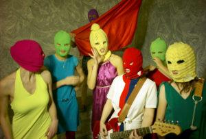 """Pussy Riot: """"RIOT DAYS"""" im Kulturzentrum dasHaus Ludwigshafen"""