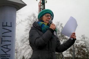 Kandel: Starker Protest gegen erneuten Aufzug des rechten Frauenbündnis / Zahlreiche Verletzte bei Polizeieinsatz [mit Video und Fotogalerie]