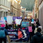 Women's March Heidelberg 2019 war ein großer Erfolg (mit Video und Fotogalerie)