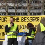 Rechtsextreme Gelbwesten in Mannheim