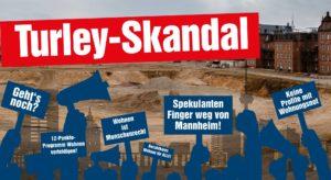 Turley Skandal - Gemeinwohl-Orientierung statt Bodenspekulation! @ Gewerkschaftshaus Otto-Brenner-Saal | Mannheim | Baden-Württemberg | Deutschland