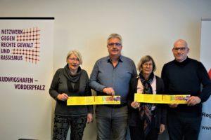 """Internationale Woche gegen Rassismus in Ludwigshafen: """"Ja zur Menschlichkeit - Klar gegen Rassismus"""""""