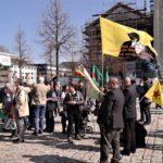 Demonstration in Mannheim: Gegen die türkische Kriegspolitik - Hände weg von Rojava! (mit Bildergalerie)