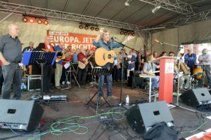 Mannheim: Erfolgreiche 1. Mai Feier der Gewerkschaften [mit Bildergalerie]