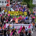 Ein Europa für Alle: 150.000 Menschen gingen bundesweit gegen Nationalismus auf die Straßen – dabei waren auch Teilnehmer aus dem Rhein-Neckar-Raum (mit Bildergalerie)