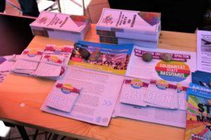 """Demokratiefest in Neustadt bezog klare Stellung gegen die Vereinnahmung des """"Hambacher Fest"""" (mit Bildergalerie)"""