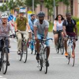 """Sind wir Auto- oder Fahrradstadt? Wie viel """"Bike"""" steckt eigentlich in """"Monnem""""? [mit Bildergalerie der Radparade]"""