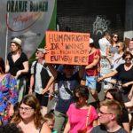 Sichere Häfen für Geflüchtete: Heidelberg zeigt sich bereit, Mannheim will nachziehen [mit Bildergalerie und Video]