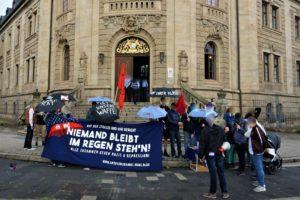Antifaschist vor Gericht – Richter fällt zukunftsweisendes Urteil?