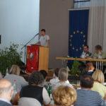 42. Landeskonferenz der NaturFreunde Rheinland-Pfalz: Rechtsruck stoppen – Entwicklungen in der Gesellschaft mit Angeboten begegnen (mit Fotogalerie)