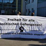 Kandel-Demos: Erneut steht Antifaschist vor Gericht – Kaum Aufklärung am ersten Verhandlungstag (mit Fotogalerie)