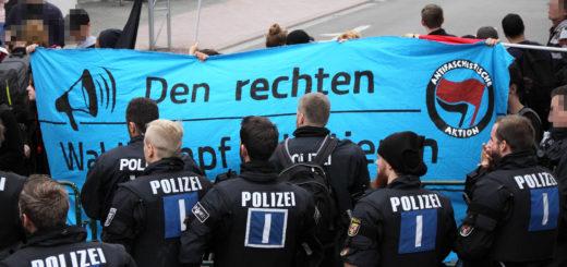 Kandel-Demos: Antifaschist zu Bewährungsstrafe verurteilt
