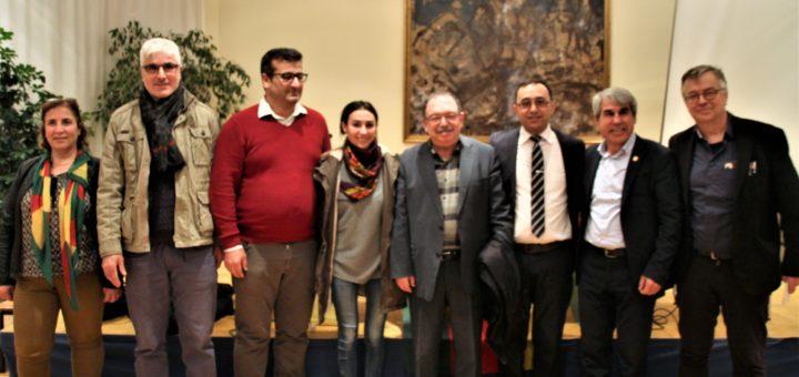 Informative Veranstaltung in Mannheim: Völkerrechtswidriger Angriff der Türkei gegen Nordsyrien – wie geht es weiter?