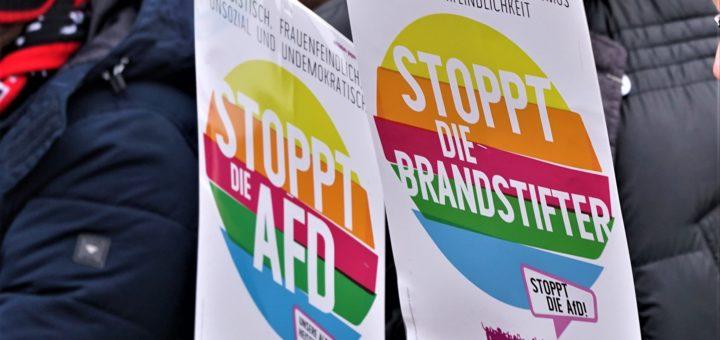 (Kommentar) AfD-Hetzer auf frischer Spur ertappt – Angriff auf Pressefreiheit wurde Paroli geboten