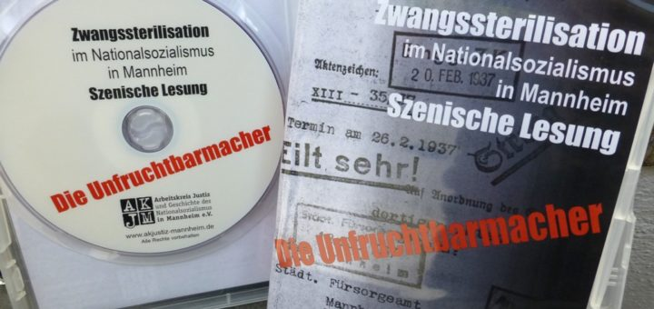 """""""Die Unfruchtbarmacher"""" als DVD: Die Geschichten der Opfer von NS-Zwangssterilisierungen bewahren und weiter geben [mit Videobeitrag]"""