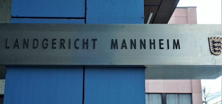 Rhein-Neckar-Blogger auch in zweiter Instanz verurteilt