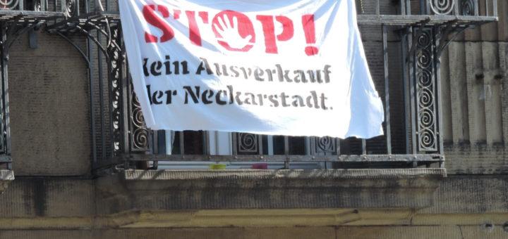 Veranstaltungsreihe: Gentrifizierung und soziale Verdrängung in Mannheim
