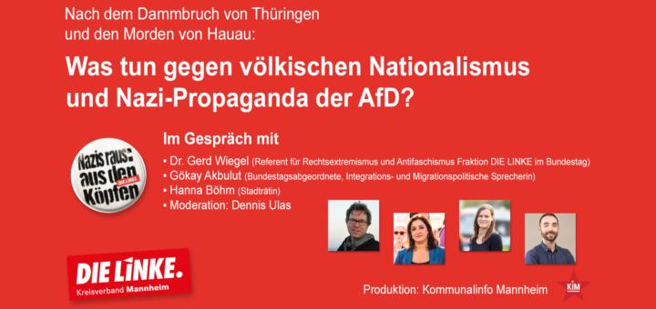 KIM-TV :: Was tun gegen völkischen Nationalismus?