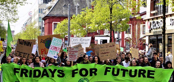 Fridays for Future Mannheim meldet sich zurück: Fahrraddemo für den 22.05.20 angekündigt
