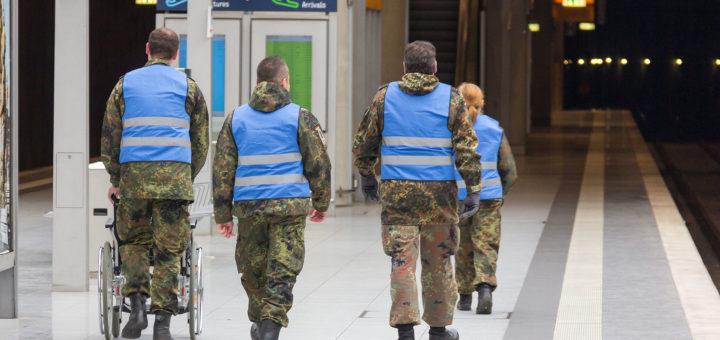 Covid-19: Die AfD hätte es gern militärisch