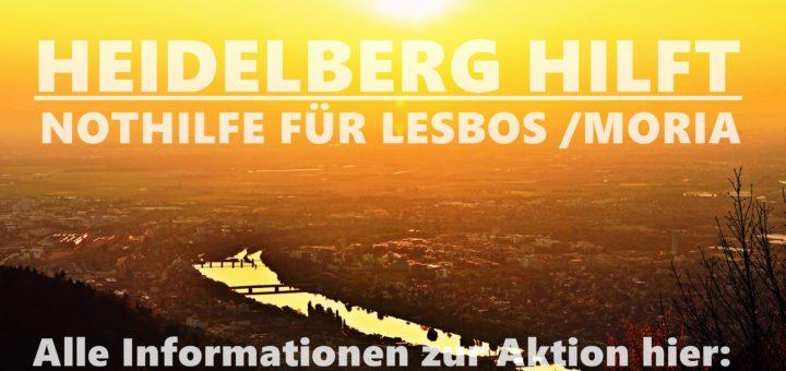 Heidelberg hilft - Daniel Kubirski / Waseem Butt