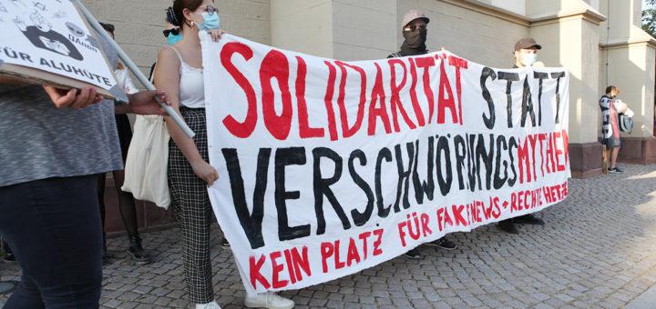 "Walldorf: ""Verschörungsmythen raus aus den Köpfen"""