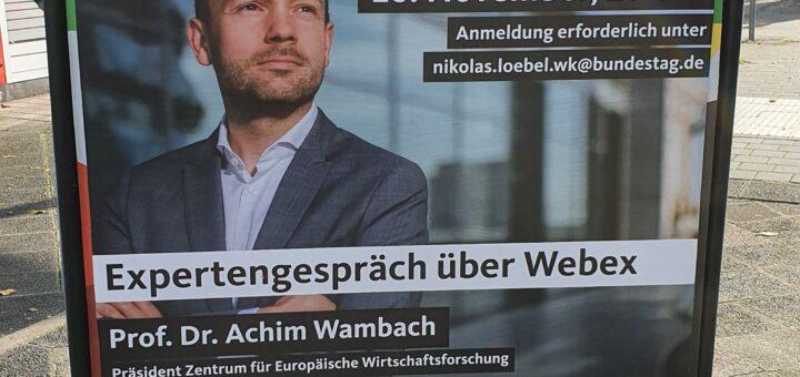 CDU versucht Löbels Skandale wegzujubeln – politisch bleibt sie in der rechten Ecke