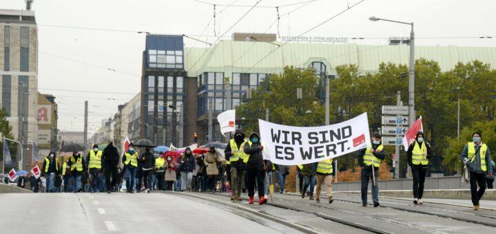 """Tarifabschluss im Öffentlichen Dienst ein """"respektables Ergebnis"""""""