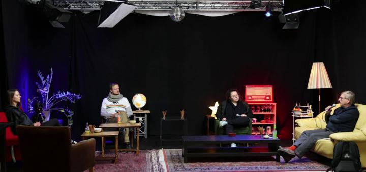 KIM-TV: Mannheim im November-Lockdown - Was passiert in Politik, Gesellschaft, Kultur und unserem Gesundheitssystem?