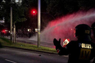 Solidaritätskundgebung in Heidelberg: G20-Gipfel 2017 in Hamburg - Aktivistin aus dem Rhein-Neckar-Raum angeklagt