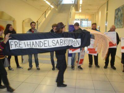 CETA versus kommunale Daseinsfürsorge