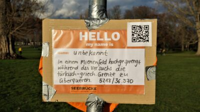 """Seebrücke Mannheim legt nach """"Wärme für Alle! Kein weiterer Winter in den Lagern"""""""
