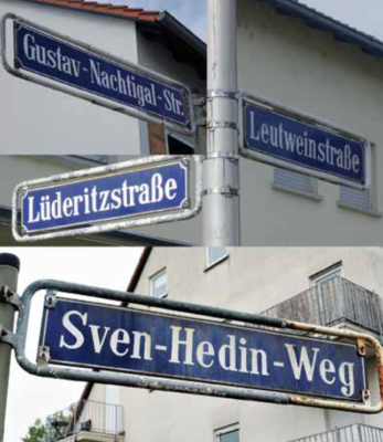 Straßenumbenennung in Mannheim Rheinau-Süd: Wer waren die Kolonialisten?