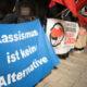 Skandalös: Strafbefehl und Prozess in Speyer gegen AUFSTEHEN GEGEN RASSISMUS