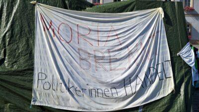 Heidelberg - Sichere Hafenstadt / Protestcamp gestartet (mit Video und Fotogalerie)