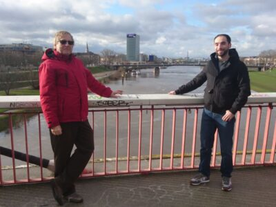 Stabwechsel bei den LINKEN im Gemeinderat- Interview mit Thomas Trüper und Dennis Ulas
